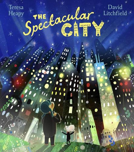 The Spectacular City (Paperback)