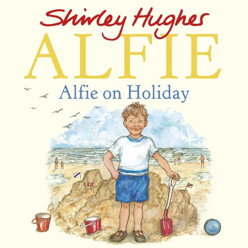 Alfie on Holiday (Paperback)