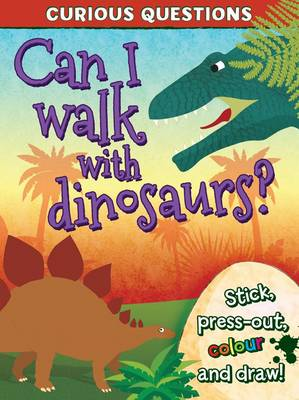 Can I Walk with Dinosaurs (Paperback)