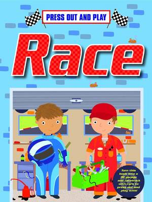 Race: Press out and Play (Paperback)