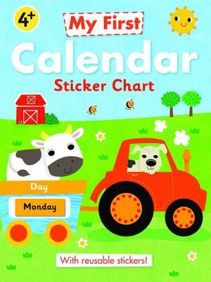 Calendar Sticker Chart (Wallchart)
