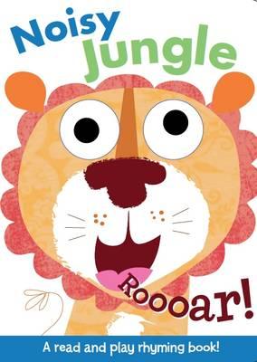 Finger Puppet Pals- A Roar in the Jungle (Board book)