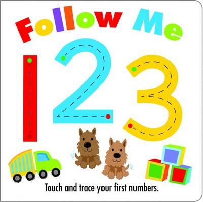 123 - First Concept Follow Me (Board book)