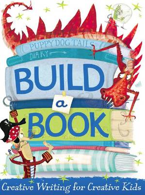 Build a Book: Blue (Paperback)