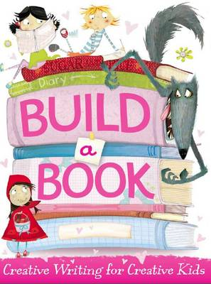 Build a Book: Pink (Paperback)