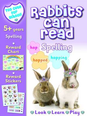 Rabbits Can Read - Spelling (Paperback)