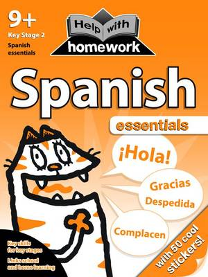 Spanish Revision 9+ - HWH Workbooks 9+ (Paperback)