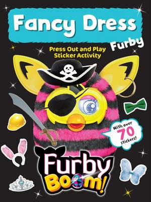 Funny Furby: Press out and Play (Paperback)