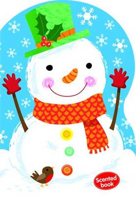 Snowman Scented Chunky (Board book)