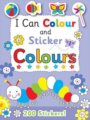 I Can Colour - My First Colours (Paperback)