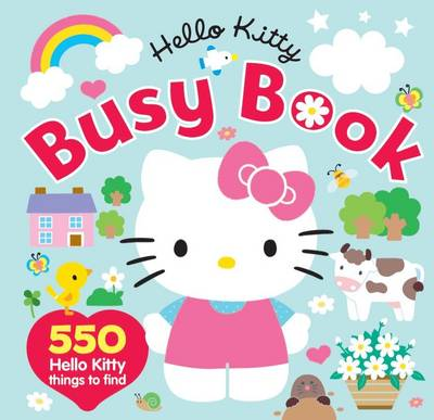 Hello Kitty Busy Book - Busy Book (Board book)
