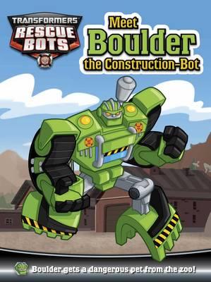 Meet Boulder the Construction Bot (Paperback)