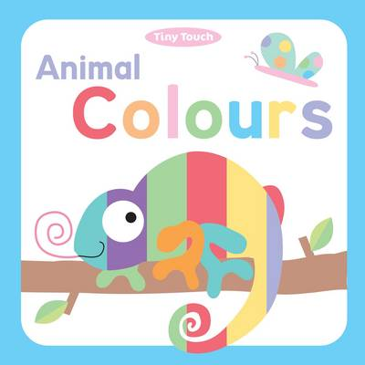 Tiny Touch Animal Colours (Board book)