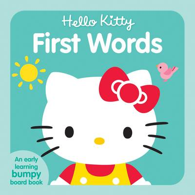 Hello Kitty First Words (Board book)