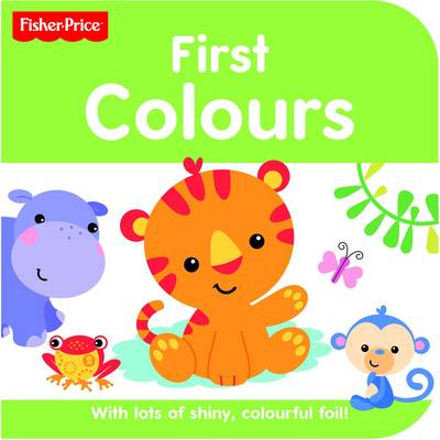 Fisher Price Rainforest Friends Colours (Board book)
