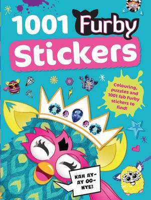 Furby 1001 Stickers (Paperback)