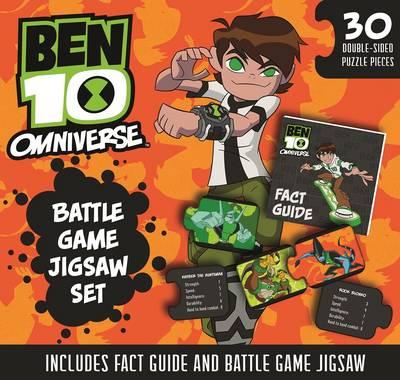 Ben 10 Book and Jigsaw