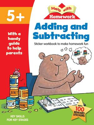 Help with Homework Adding & Subtracting 5+ - Help with Homework (Paperback)