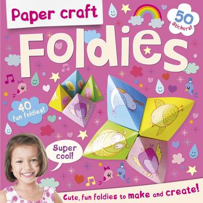 Paper Craft Foldies - 6+ (Paperback)