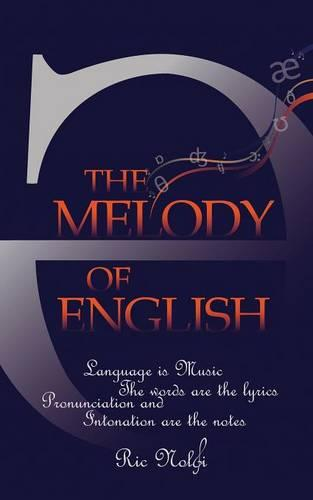 The Melody of English (Paperback)