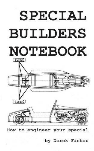 Special Builders Notebook (Paperback)