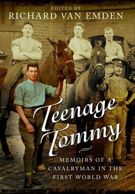 Teenage Tommy (Hardback)