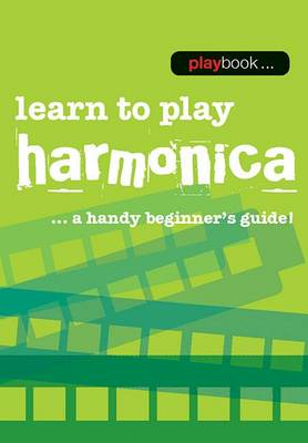 Playbook: Learn to Play Harmonica (Book)