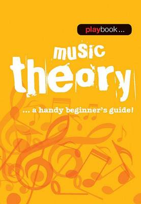 Playbook: Music Theory - A Handy Beginner's Guide] (Paperback)