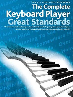The Complete Keyboard Player: Great Standards (Paperback)