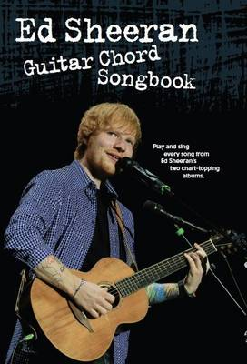 Ed Sheeran: Guitar Chord Songbook (Book)