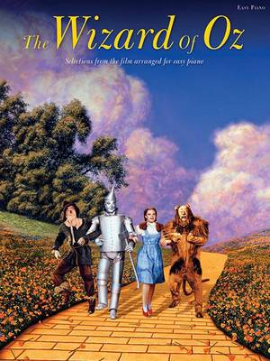 The Wizard Of Oz (Easy Piano) (Paperback)