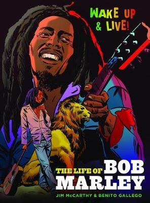 Bob Marley Graphic Novel (Paperback)