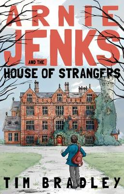 Arnie Jenks and the House of Strangers (Paperback)