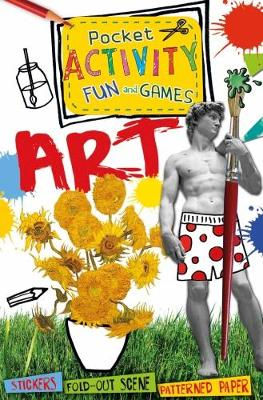 Pocket Activity Fun and Games: Art (Paperback)