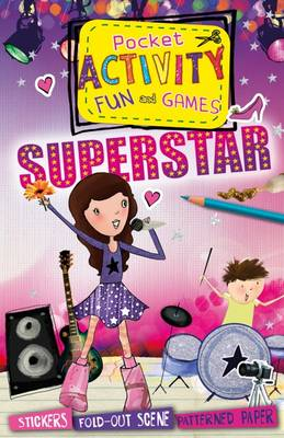 Pocket activity fun and games: Superstar (Paperback)