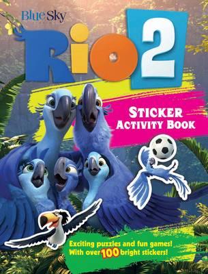 Rio 2 Sticker Activity Book (Paperback)