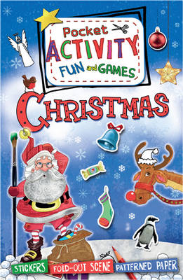 Pocket Activity-Christmas (Paperback)