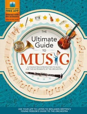 The Ultimate Guide to Music (Hardback)