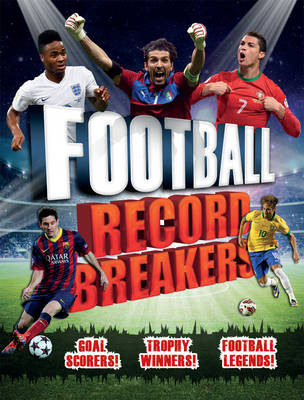 Football Record Breakers (Paperback)