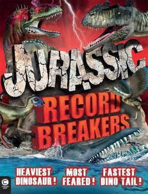 Jurassic Record Breakers (Paperback)