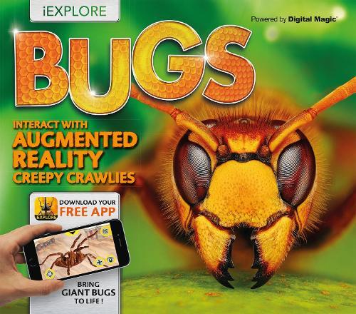 iExplore - Bugs (Hardback)