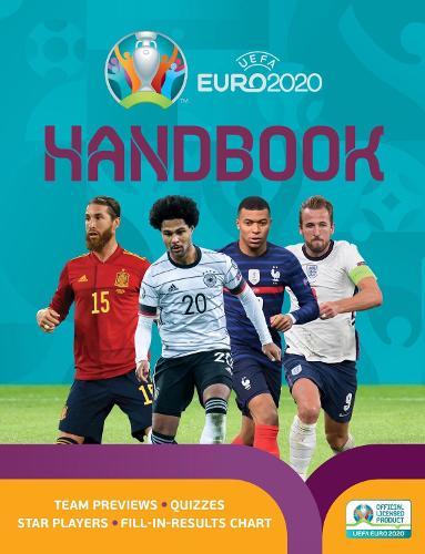UEFA EURO 2020 Kids' Handbook (Paperback)