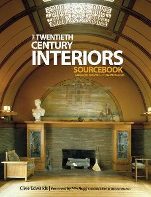 Twentieth Century Interiors Sourcebook (Hardback)