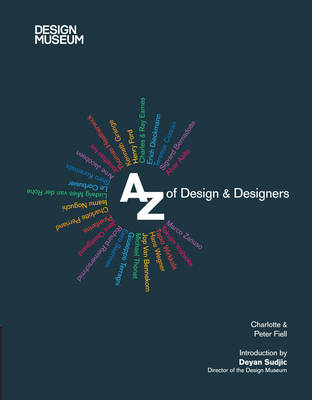 Design Museum: A-Z of Design & Designers (Hardback)