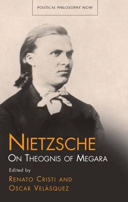 Nietzsche: On Theognis of Megara (Hardback)