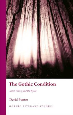 The Gothic Condition: Terror, History and the Psyche (Hardback)