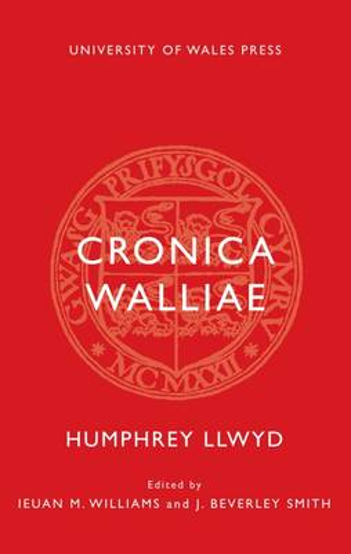 Cronica Walliae (Paperback)