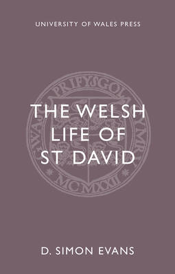 The Welsh Life of St. David (Paperback)