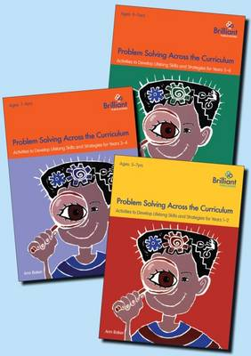 Problem Solving Across the Curriculum for Primary Schools Series Pack: Problem-solving Skills and Strategies for Years 1-6 (Paperback)