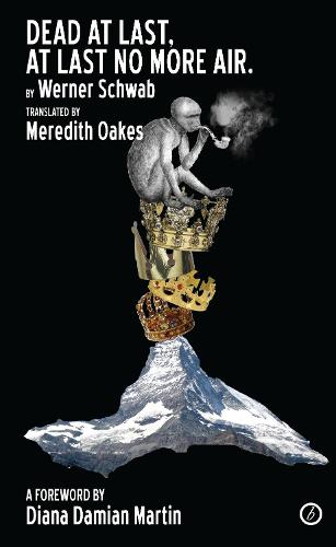 Dead at Last, No More Air (Paperback)